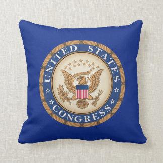 United States Congress Throw Pillow
