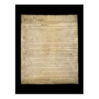 United States Constitution Postcards