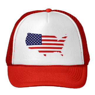 United States Country Flag Hat