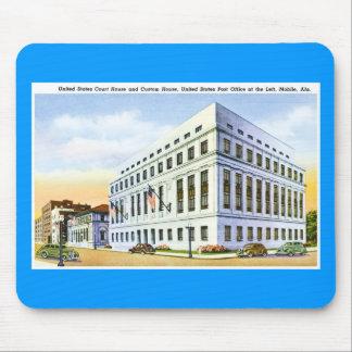 United States Custom House, U.S. Post Office Mousepads