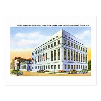 United States Custom House U S Post Office Post Cards