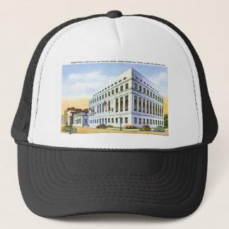 United States Custom House, U.S. Post Office Trucker Hat