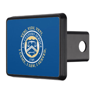 United States Customs Service Tow Hitch Cover