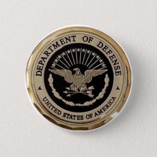 UNITED STATES DEPARTMENT OF DEFENSE BUTTON
