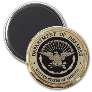 UNITED STATES DEPARTMENT OF DEFENSE MAGNET