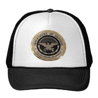 UNITED STATES DEPARTMENT OF DEFENSE TRUCKER HAT