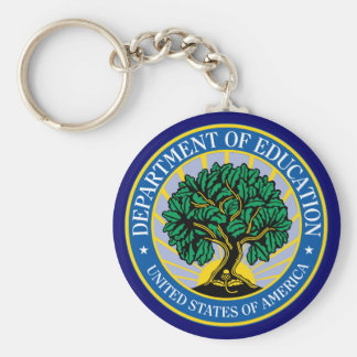 United States Department of Education Keychain