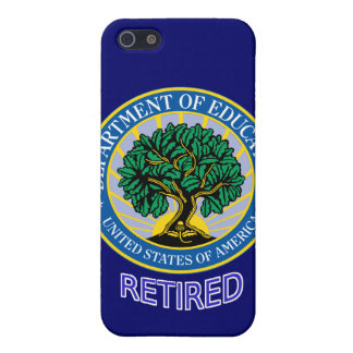United States Department of Education Retired iPho iPhone SE/5/5s Cover