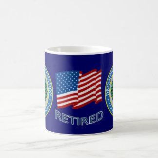 United States Department of Education Retired Mug