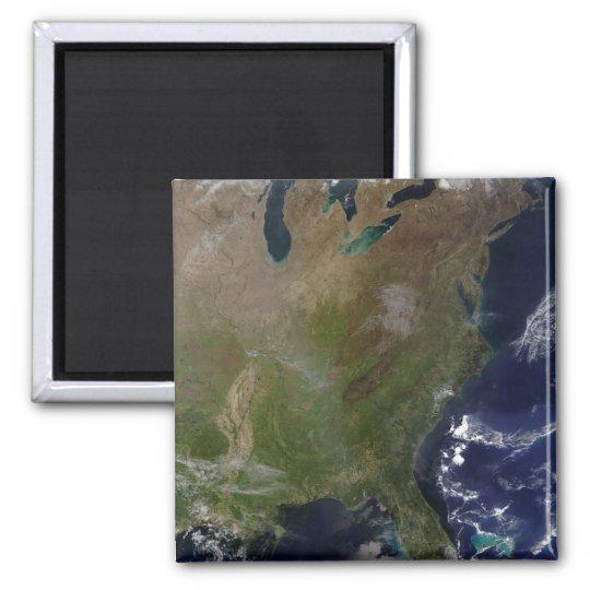 United States East Coast 2 Magnet