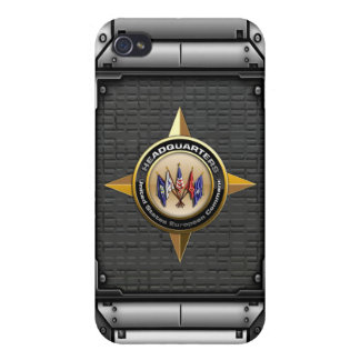 United States European Command Cover For iPhone 4