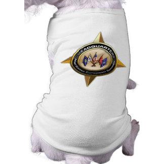 United States European Command Pet T Shirt