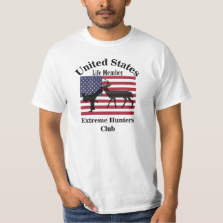 United States Extreme Hunters Team T-shirt