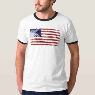 United States faded flag T-Shirt