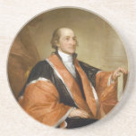United States First Supreme Court Justice John Jay Beverage Coasters