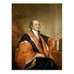 United States First Supreme Court Justice John Jay Post Cards