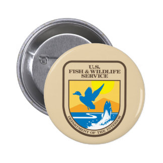 United States Fish and Wildlife Service Pins
