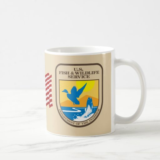 United States Fish and Wildlife Service Mugs