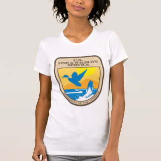 Fish And Wildlife Service T Shirts Shirt Designs Zazzle