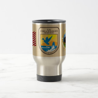 United States Fish and Wildlife Service Travel Mug