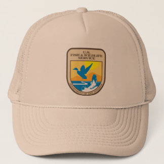 United States Fish and Wildlife Service Trucker Hat