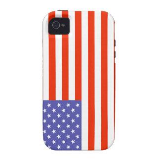 United States Flag iPhone 4 Case