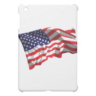 United States Flag Cover For The iPad Mini