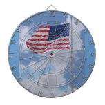 United States Flag Dartboards