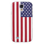 United States Flag Galaxy S4 Cover