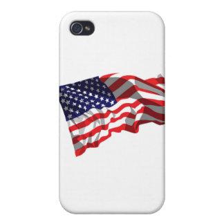United States Flag iPhone 4 Cases