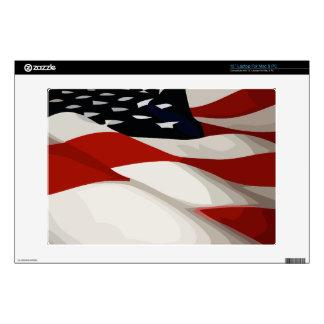 United States Flag Laptop Skins