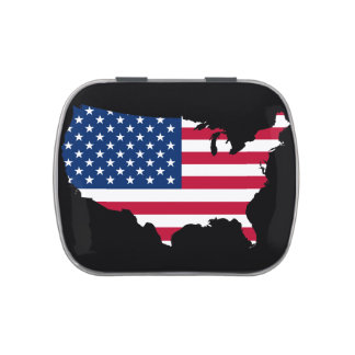 united states flag mapp candy tin