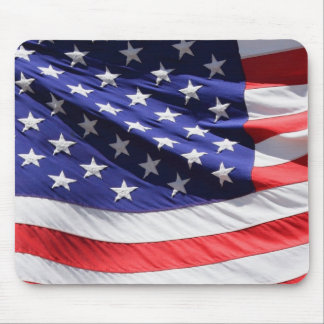 UNITED STATES FLAG MOUSE PAD