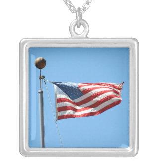 United States Flag Pendants