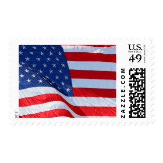 United States Flag Stamps