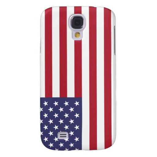United States Flag Samsung Galaxy S4 Case