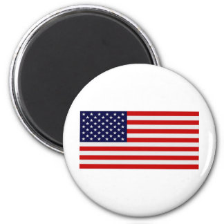 United States Flag - Stars and Stripes! Refrigerator Magnets