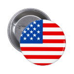 United States Flag T-shirts and Gifts Pin