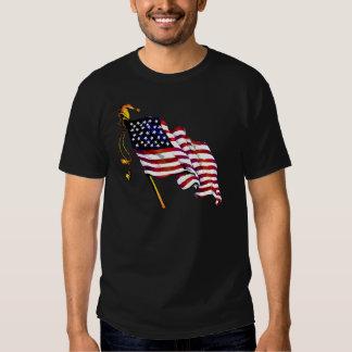 United States Flag Vintage Shirt