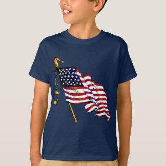 United States Flag Vintage T-Shirt