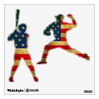 United States Flag Wall Decal