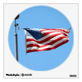 United States Flag Wall Graphic