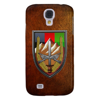 United States Forces Afghanistan Galaxy S4 Cover