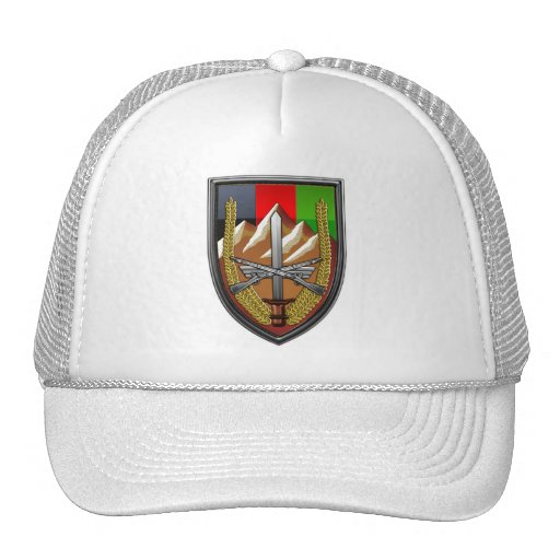 United States Forces Afghanistan Mesh Hat