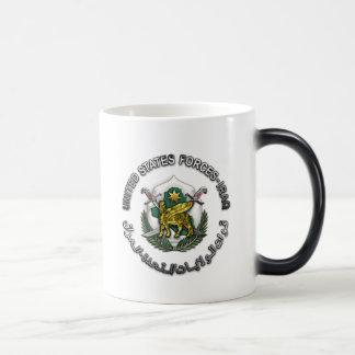 United States Forces – Iraq Mug