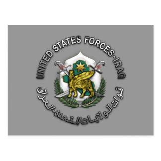 United States Forces – Iraq Postcard