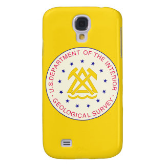 United States Geological Survey Galaxy S4 Case