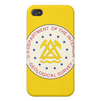 United States Geological Survey Cases For iPhone 4