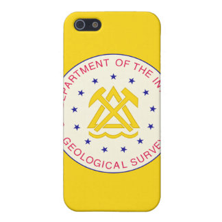 United States Geological Survey iPhone 5 Cover