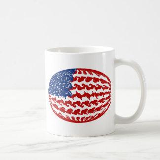 United States Gnarly Flag Mug